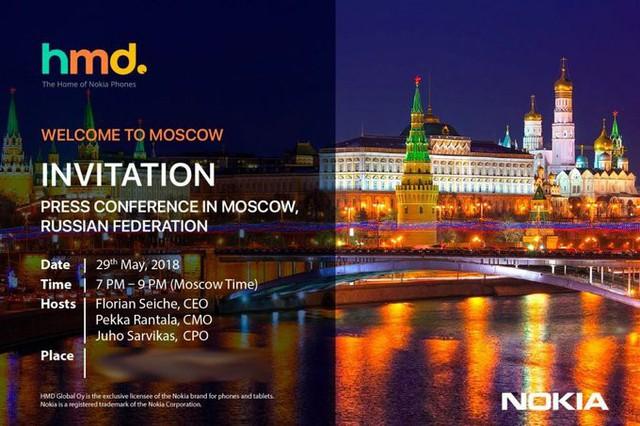 HMD Global gửi thư mời, smartphone Nokia mới sắp ra mắt? - ảnh 1