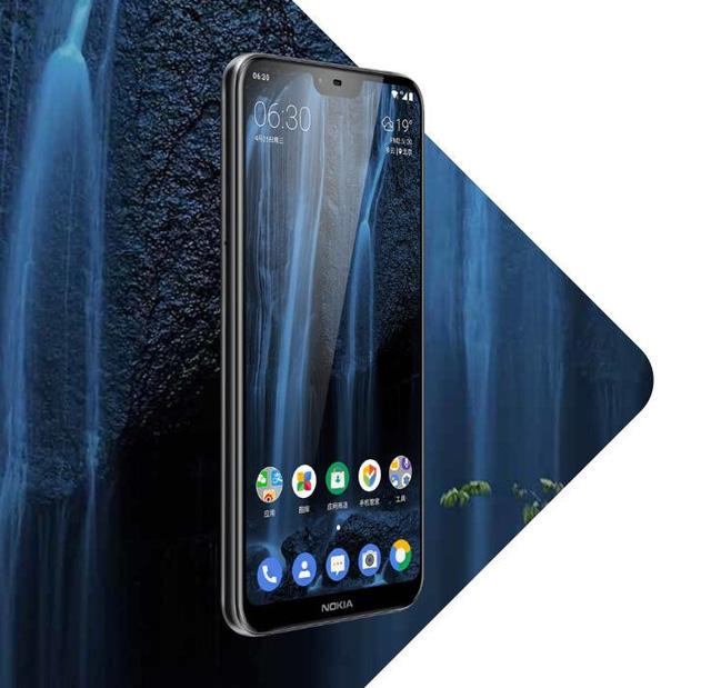 Nokia X6: iPhone X của Nokia trình làng - ảnh 2