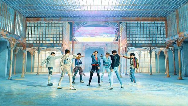 Fake Love của BTS gây sốt toàn cầu, đạt kỷ lục lượt xem - Ảnh 1.