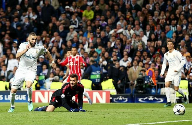 Real Madrid - Bayern Munich: Cuộc rượt đuổi kịch tính - Ảnh 3.