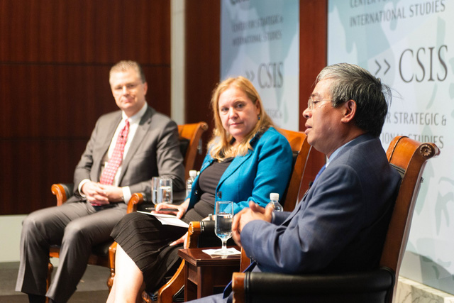 Tích cực thúc đẩy quan hệ Việt Nam – Hoa Kỳ phát triển hơn nữa - Ảnh 1.