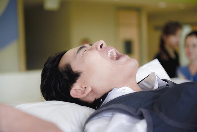 Khi đàn ông mang bầu: Trấn Thành, Trường Giang trải nghiệm cảm giác đau đớn khi sinh con - Ảnh 7.