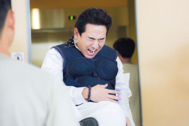 Khi đàn ông mang bầu: Trấn Thành, Trường Giang trải nghiệm cảm giác đau đớn khi sinh con - Ảnh 5.