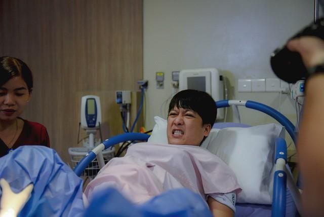 Khi đàn ông mang bầu: Trấn Thành, Trường Giang trải nghiệm cảm giác đau đớn khi sinh con - Ảnh 3.