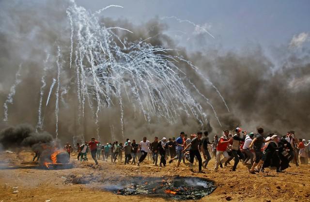 Mỹ khai trương Đại sứ quán tại Jerusalem: Lối thoát nào cho chảo lửa Gaza? - Ảnh 1.