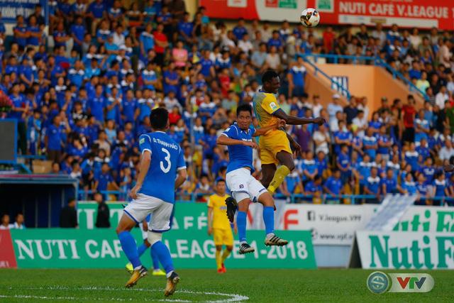 Lịch thi đấu và trực tiếp bóng đá vòng 12 Nuti Café V.League 2018 - Ảnh 2.