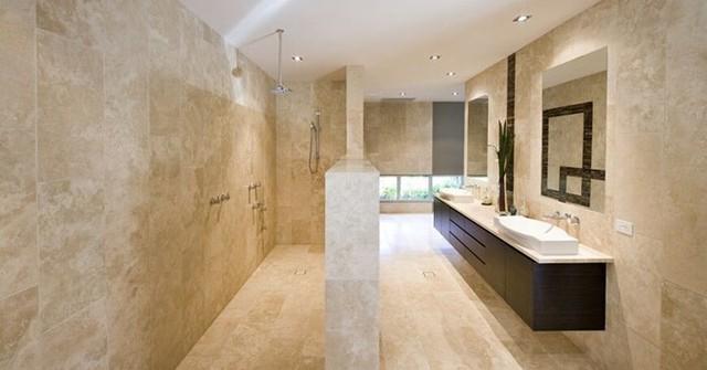 Mẫu phòng tắm đẹp hiện đại và tiện nghi - Ảnh 10.
