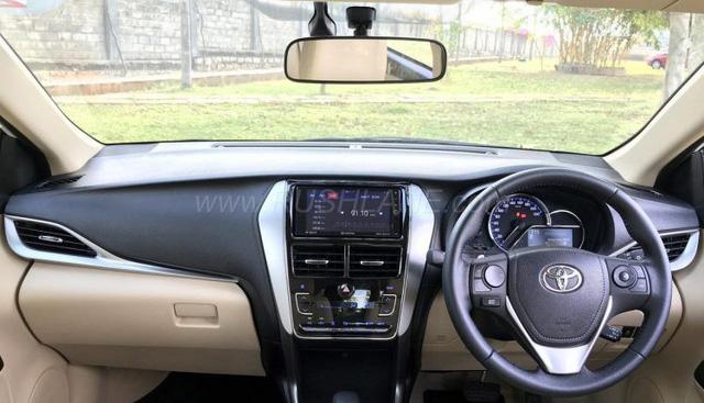 Toyota Yaris 2018 ra mắt, giá chưa đến 300 triệu đồng - Ảnh 8.