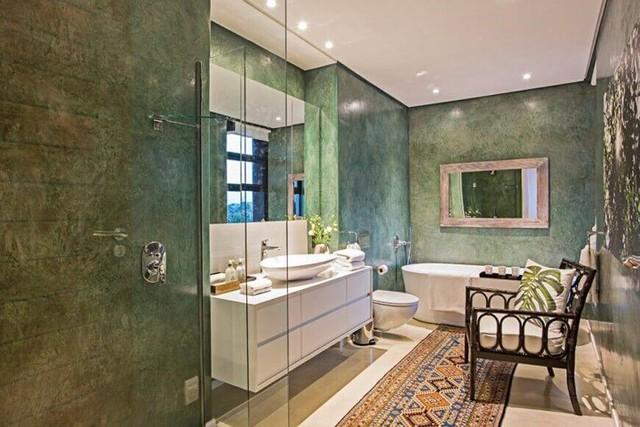 Mẫu phòng tắm đẹp hiện đại và tiện nghi - Ảnh 4.