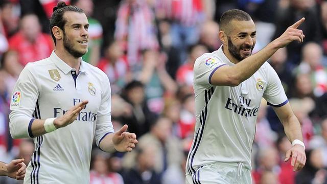 Zidane đau đầu vì hàng công của Real - Ảnh 1.