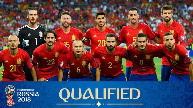 Bảng B World Cup 2018: Ưu thế tuyệt đối của ĐT Tây Ban Nha và Bồ Đào Nha - Ảnh 1.