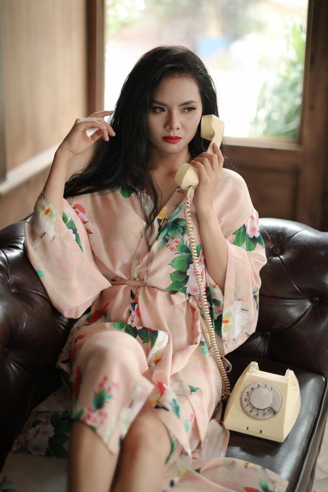 Gái quê  Lương Nguyệt Anh bất ngờ gợi cảm trong bộ ảnh mới - Ảnh 7.