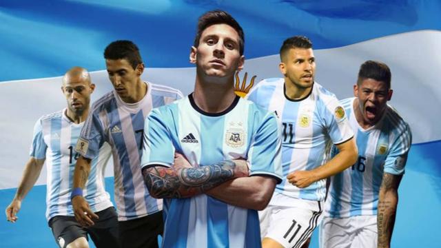 19 ngày tới World Cup 2018: ĐT Argentina công bố số áo