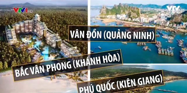 """""""Quảng Ninh đang chuẩn bị các điều kiện đồng thời để xây dựng đặc khu kinh tế Vân Đồn"""" - Ảnh 1."""