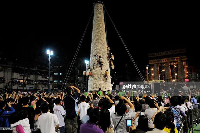 Kỳ thú lễ hội bánh bao tại Hong Kong, Trung Quốc - Ảnh 1.
