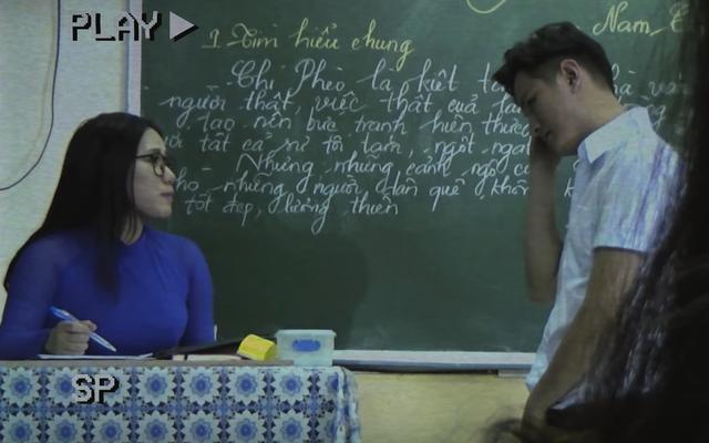 Thùy Chi ra mắt MV lấy nước mắt hàng triệu học sinh cuối cấp - Ảnh 3.