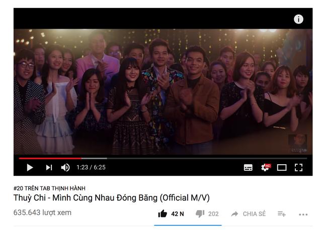 Thùy Chi ra mắt MV lấy nước mắt hàng triệu học sinh cuối cấp - Ảnh 1.