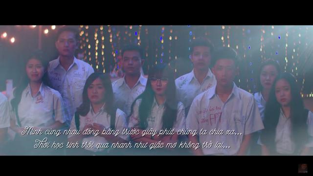 Thùy Chi ra mắt MV lấy nước mắt hàng triệu học sinh cuối cấp - Ảnh 4.