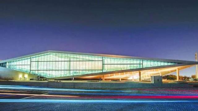 Qatar mở thư viện quốc gia khổng lồ tại Doha - Ảnh 3.