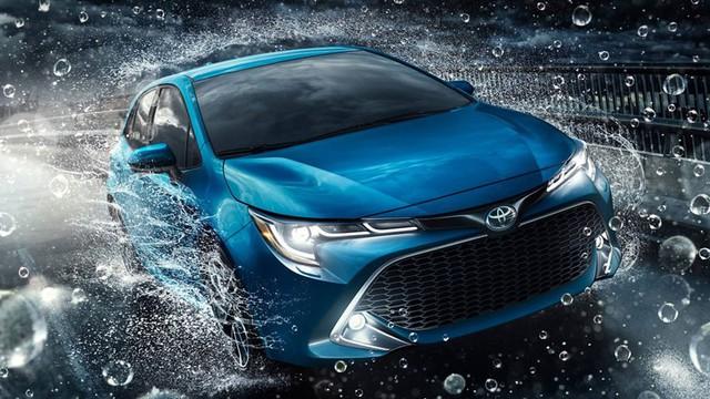Toyota Corolla hatchback 2019 chốt giá bán chính thức - Ảnh 1.