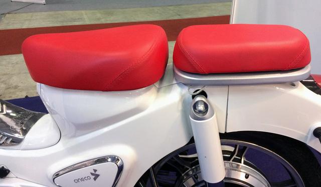 Xe máy điện kém chất lượng biểu tượng xấu lạ Honda EV-Cub xuất hiện tại Việt Nam - Ảnh 4.