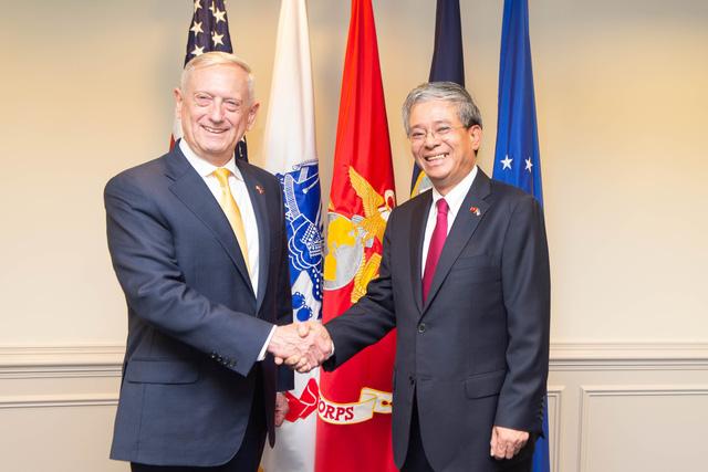 Đại sứ Việt Nam tại Hoa Kỳ tiếp tân đối ngoại chuẩn bị kết thúc nhiệm kỳ - Ảnh 5.