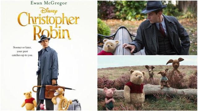 Gặp lại những nhân vật tuổi thơ trong trailer chính thức của Christopher Robin - Ảnh 1.