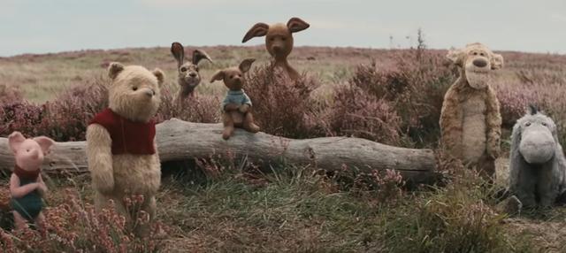Gặp lại những nhân vật tuổi thơ trong trailer chính thức của Christopher Robin - Ảnh 2.