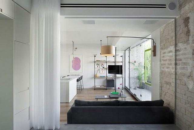 Căn hộ 67m2 trang trí tuyệt đẹp nhờ nội thất đa năng - Ảnh 5.