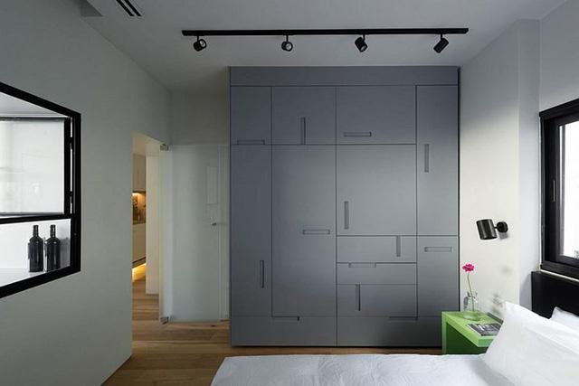 Căn hộ 67m2 trang trí tuyệt đẹp nhờ nội thất đa năng - Ảnh 9.