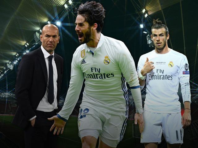 Nhắm Bale và Isco, Man Utd tính rút ruột Real Madrid  - Ảnh 1.