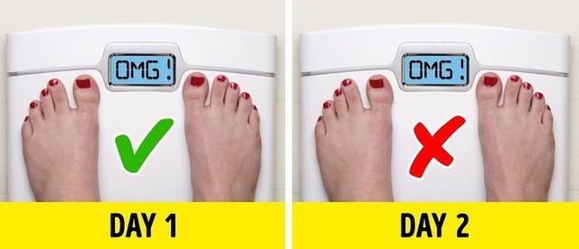 Sai lầm thường gặp khi cố gắng giảm cân - Ảnh 2.