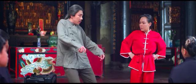 Nhã Phương lột xác, đánh đấm đẹp thần sầu trong phim mới - Ảnh 1.