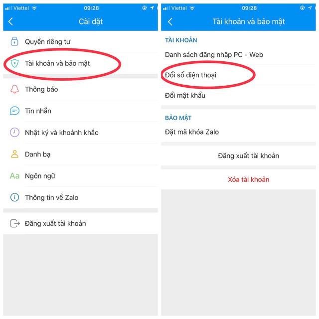 Chuyển đổi sim 11 số thành 10 số: Tài khoản Facebook, Zalo, Viber, Gmail có an toàn? - Ảnh 2.