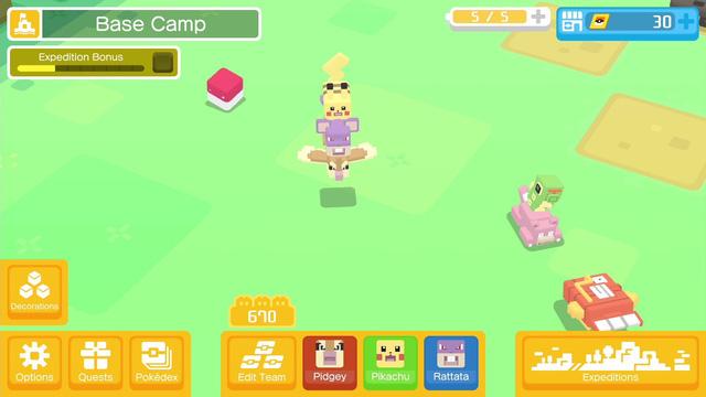 Nintendo sắp trình làng game di động Pokémon mới theo phong cách Minecraft - Ảnh 5.