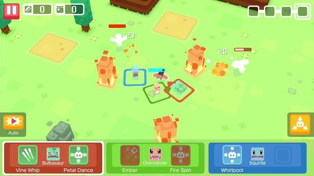 Nintendo sắp trình làng game di động Pokémon mới theo phong cách Minecraft - Ảnh 3.