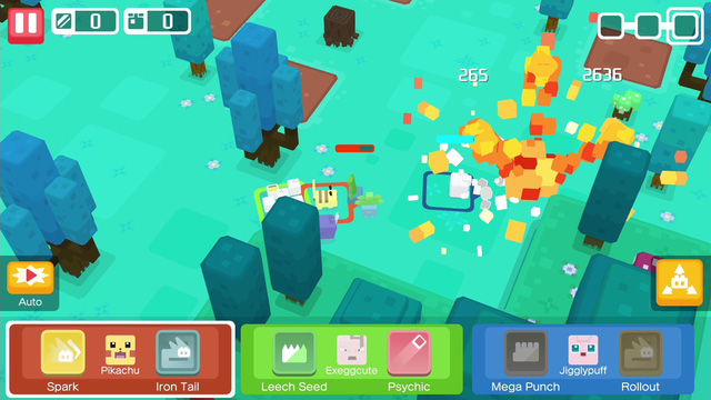 Nintendo sắp trình làng game di động Pokémon mới theo phong cách Minecraft - Ảnh 1.