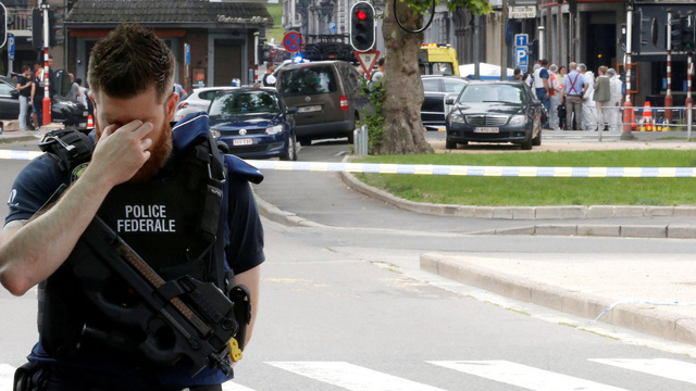 Điều tra vụ tấn công khiến 3 người thiệt mạng tại Bỉ - Ảnh 4.