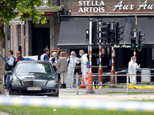 Vụ tấn công tại Bỉ làm 2 nữ cảnh sát thiệt mạng: Hung thủ đã bị tiêu diệt - Ảnh 2.