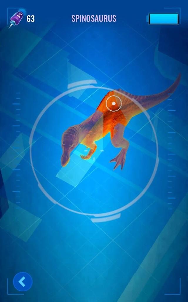 """Jurassic World Alive - Game Pokémon GO phiên bản """"khủng long"""" cập bến nền tảng Android - Ảnh 2."""