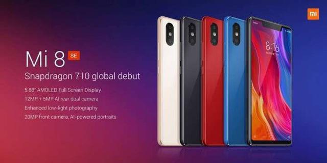 Xiaomi ra mắt ngay lập tức khi 3 smartphone: Mi 8, Mi 8 SE, và Mi 8 Explorer Edition - Ảnh 2.