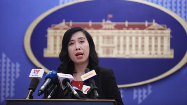 Phản ứng của Việt Nam về việc Trung Quốc diễn tập bắn đạn thật tại Hoàng Sa - Ảnh 1.