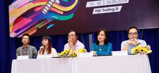 Hồng Ánh làm giám khảo Liên hoan phim ngắn FY mùa 2 - Ảnh 1.