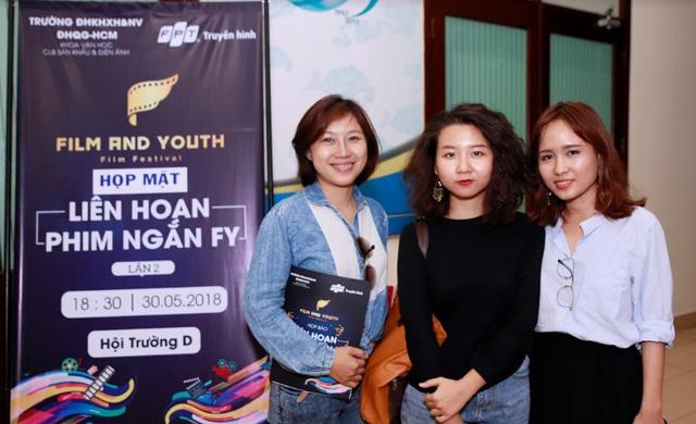 Hồng Ánh làm giám khảo Liên hoan phim ngắn FY mùa 2 - Ảnh 2.