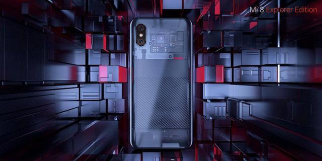 Xiaomi ra mắt liền khi 3 smartphone: Mi 8, Mi 8 SE, và Mi 8 Explorer Edition - Ảnh 3.