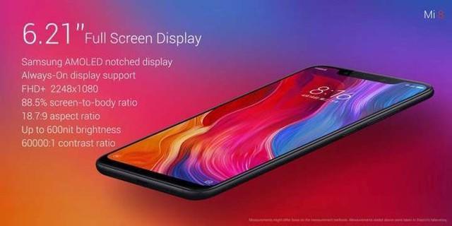 Xiaomi ra mắt ngay lập tức khi 3 smartphone: Mi 8, Mi 8 SE, và Mi 8 Explorer Edition - Ảnh 1.