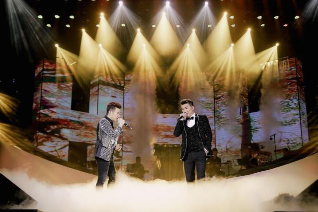 Đàm Vĩnh Hưng, Tuấn Hưng, Quang Hà khiến khán giả Hà Nội đứng ngồi không yên - Ảnh 3.