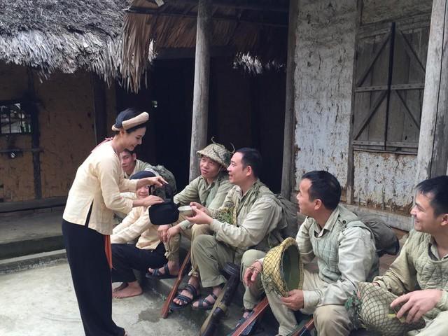 """Sao mai Lương Nguyệt Anh ra mắt MV """"Bộ đội về làng"""" mừng chiến thắng Điện Biên Phủ - Ảnh 1."""