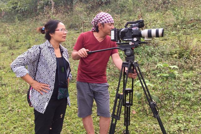 """Sao mai Lương Nguyệt Anh ra mắt MV """"Bộ đội về làng"""" mừng chiến thắng Điện Biên Phủ - Ảnh 4."""