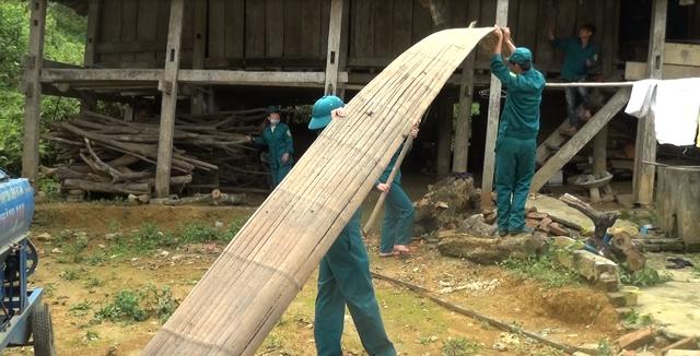 Hỗ trợ đồng bào nghèo tỉnh Bắc Kạn sau thiên tai, mưa đá - Ảnh 5.